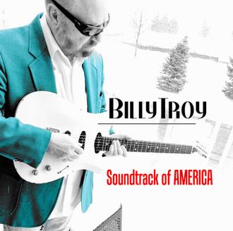 """Billy Troy """"Soundtrack of America"""" CD"""