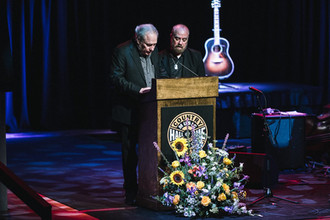 Billy Troy & Gary Scruggs:  Country Music Hall of Fame Nashville 2018