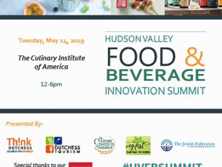 Hudson Valley Food & Beverage Summit