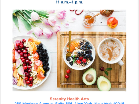 Women's Wellness Brunch with Ocka and Dr. Siebert