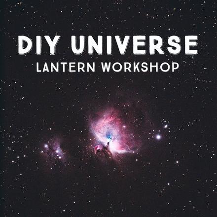 Lantern Making Workshop - For Teens during Fairbridge Festival