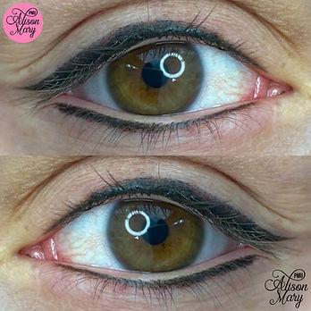 permanent winged eyeliner norwich