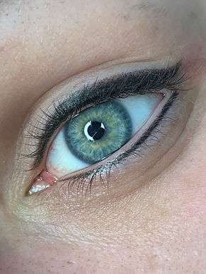 Semi permanent eyeliner tattoo in Norwich