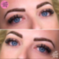 eyebrow microblading with shading norwich