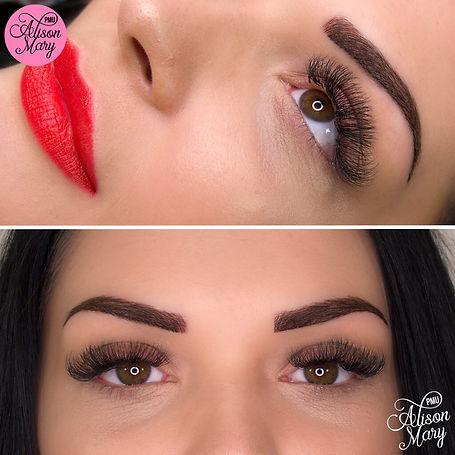 semi permanent combination brows norwich