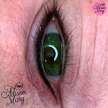 semi permanent eyelash enhancement norwich