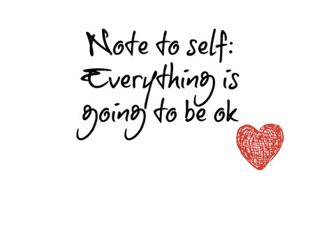 Anxiety management and self-care