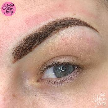 ombre powder brows norwich