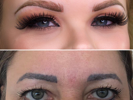 Not All Microbladed Brows Are Created Equally...!!