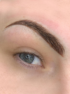 Ombre powder brows and Microblading in Norwich