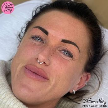 Eyebrow microblading in Norwich