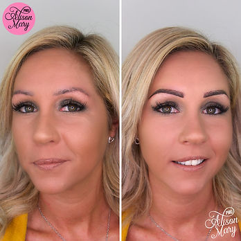 before and after microblading tattoo brows norw norwichch