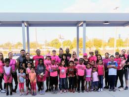 Johnson Elementary Breast Cancer Awareness Walk/Run Oct 19, 2019
