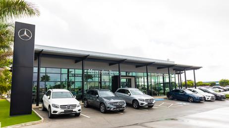 Mercedes Benz - George Town