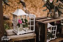 Location lanterne blanche mariage