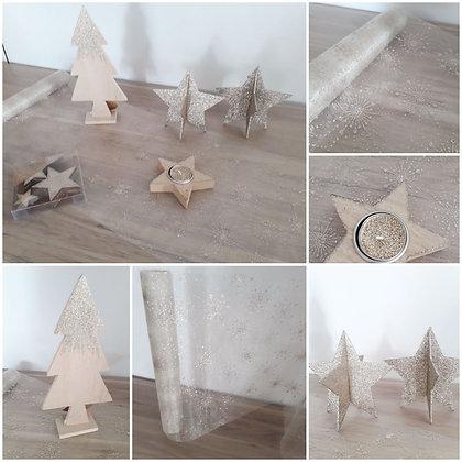 Pack 16 - Noël douceur dorée