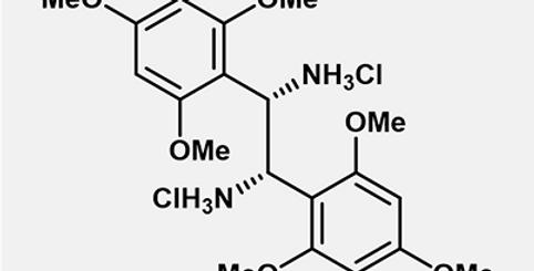 (R,R)-1,2-Bis(2,4,6-trimethoxyphenyl)ethylenediamine dihydrochloride