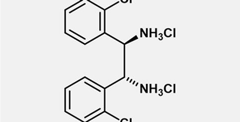 (R,R)-Bis-(2-chlorophenyl)ethylenediamine dihydrochloride