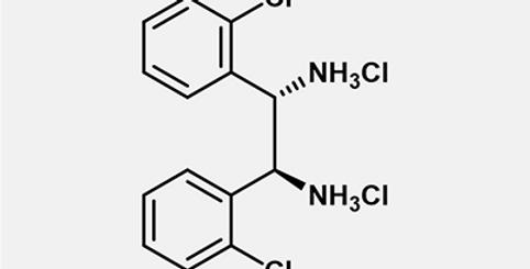 (S,S)-Bis-(2-chlorophenyl)ethylenediamine dihydrochloride