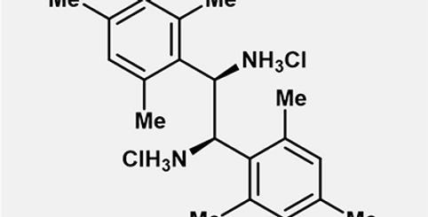 (R,R)-Bis-(mesityl)ethylenediamine dihydrochloride
