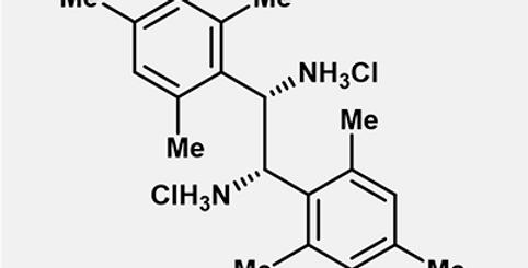 (S,S)-Bis-(mesityl)ethylenediamine dihydrochloride