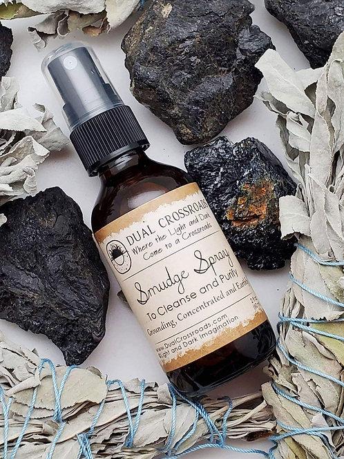 Smudge Spray - Essential Oil Spray