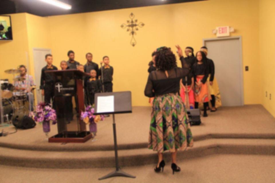 TSOP Youth Ministry