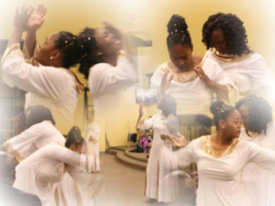TSOP Dance Ministry