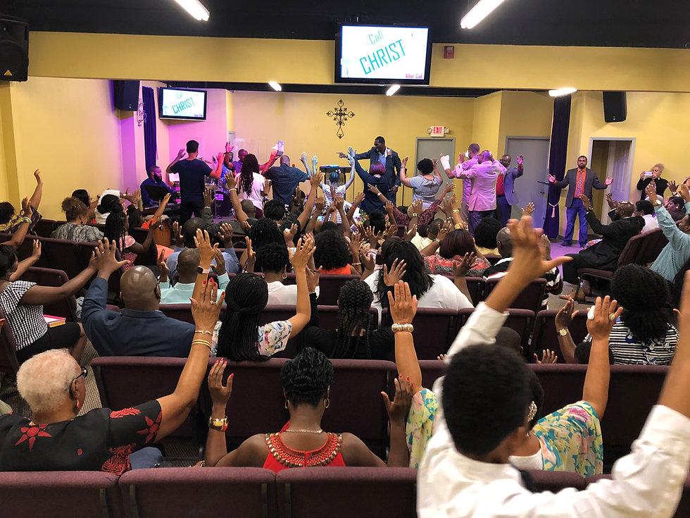 TSOP Worship Service