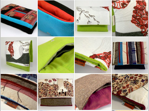 Upcycled Textile Bags (2013)