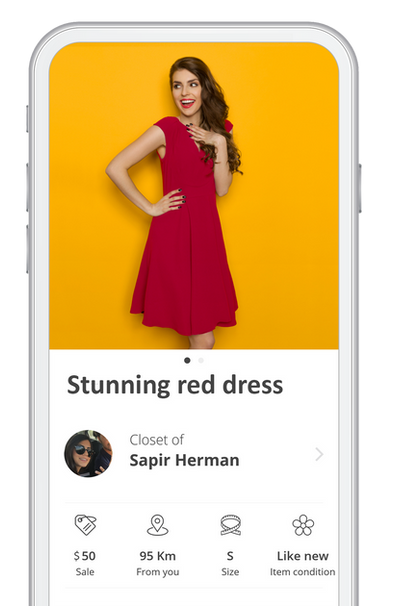 Share your style with Mamish app