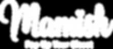 Mamish App Logo White