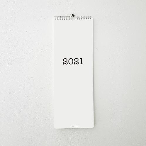 TREE TIME - Calendario 2021
