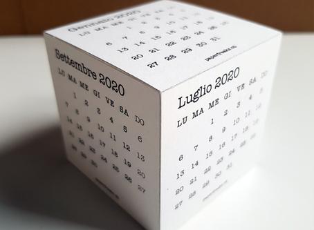 Nuovi Calendari 2020