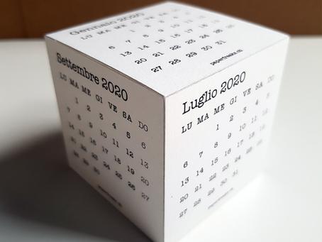 Nuovi Calendari 2021