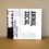 Thumbnail: LETTERS | Set Libretti A6