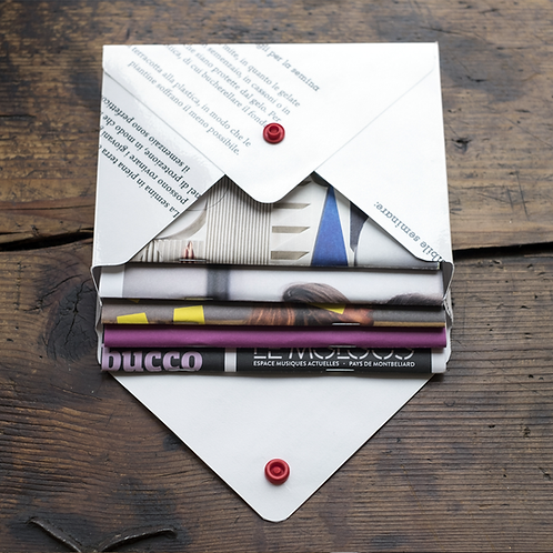 NOTE BOX | Set Cartoleria