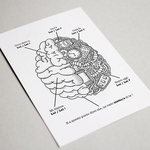 Brain - Auguri