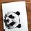 Thumbnail: PANDA - Libretta A5 Riciclata
