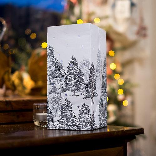 FOREST - Paralume di carta