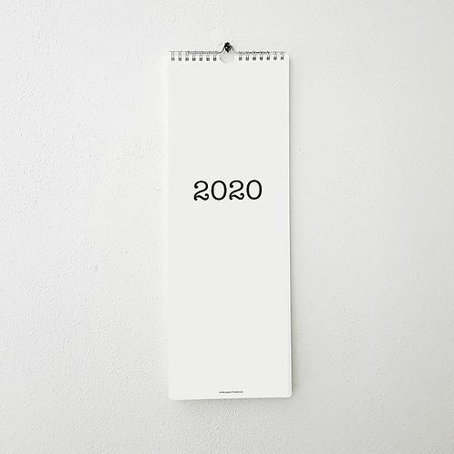 Calendario Tuttifrutti 2020