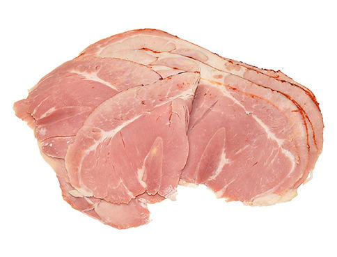 Home-cured gammon