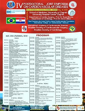 Joint Meeting Croatia - Program 13-03-20