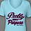 """Thumbnail: Ladies """"Pretty With A Purpose"""" Tee"""