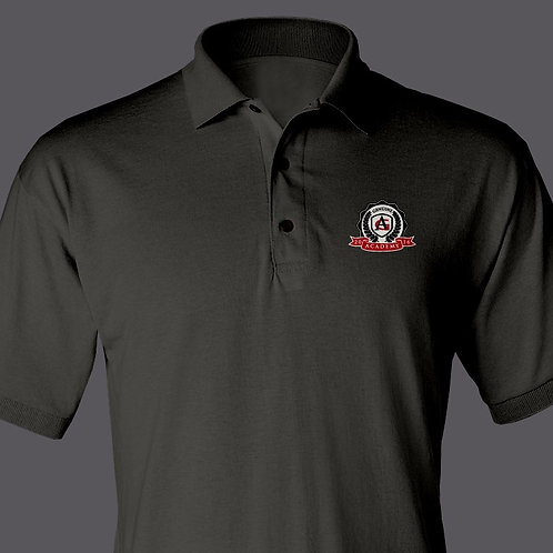 Black Genuine Academy Polo