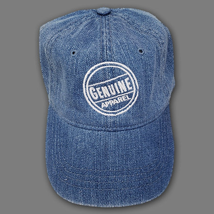 Blue Jean Stamp Hat