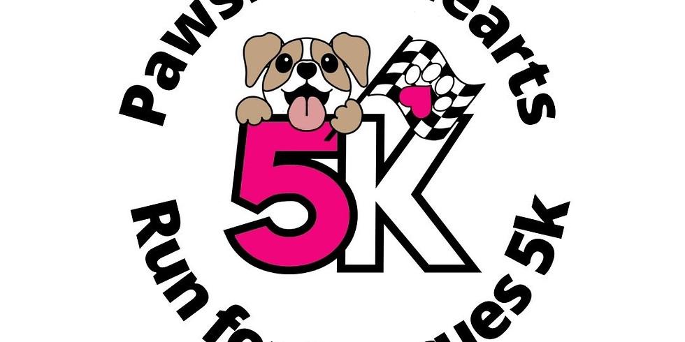 Run For Rescues Virtual 5k
