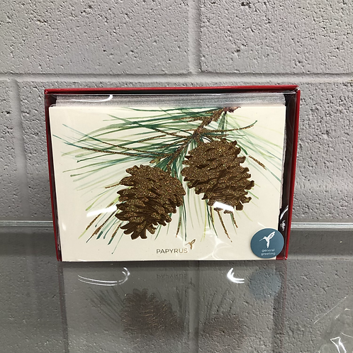 Pinecone card pack