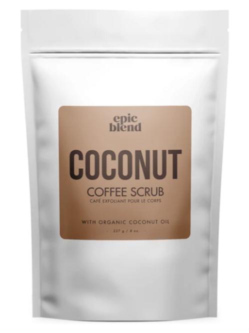 Coconut Coffee Scrub
