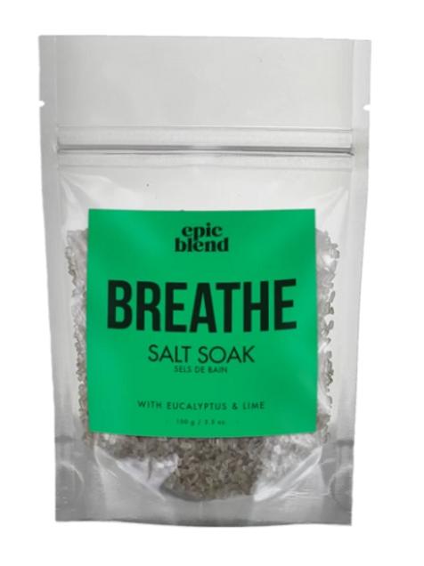 Breathe Salt Soak